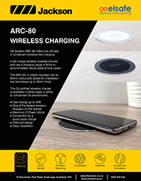 OE Elsafe ARC-80 Wireless Charging – Available Now!