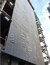 CASE STUDY: Large Scale Façade Panels